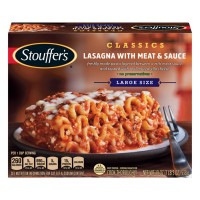 Stouffer's Classics Lasagna with Meat & Sauce Large Size
