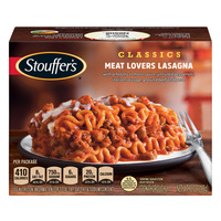Stouffer's Classics Meat Lovers Lasagna
