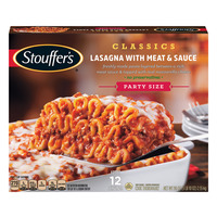Stouffer's Lasagna with Meat & Sauce Party Size