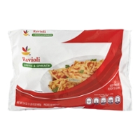 Stop & Shop Pasta Ravioli Cheese & Spinach Frozen
