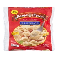 Mama Rosie's Ravioli Cheese Mini All Natural Frozen