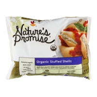 Nature's Promise Organics Stuffed Shells Frozen