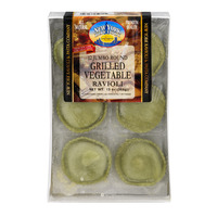 New York Ravioli & Pasta Company Grilled Vegetable Ravioli - 12 ct Frozen