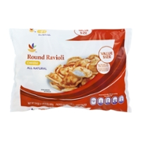 Stop & Shop All Natural Round Cheese Ravioli