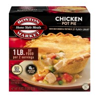 Boston Market Pot Pie Chicken