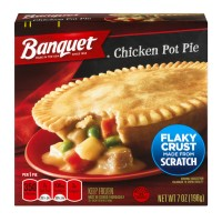Banquet Pot Pie Chicken