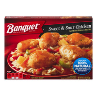 Banquet Sweet & Sour Chicken