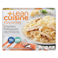 Lean Cuisine Favorites Chicken Fettuccini