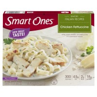 Smart Ones Savory Italian Recipes Chicken Fettuccine