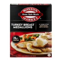 Boston Market Home Style Meals Turkey Breast Medallions