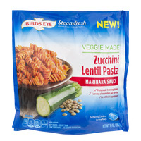 Birds Eye Steamfresh Veggie Made Zucchini Lentil Pasta Marinara Sauce