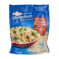 Birds Eye Steamfresh Chef's Favorites Chicken Flavored Rice w/Vegetables