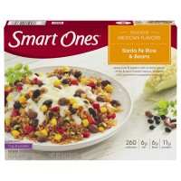 Smart Ones Delicious Mexican Flavors Santa Fe Rice & Beans