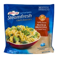 Birds Eye Steamfresh Chef's Favorites Pasta & Broccoli with Cheese Sauce