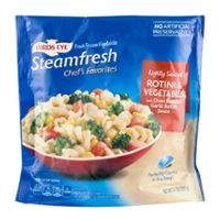 Birds Eye Steamfresh Chef's Favorites Rotini & Veg w/Garlic Butter Sauce