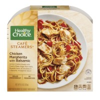 Healthy Choice Cafe Steamers Chicken Margherita with Balsamic