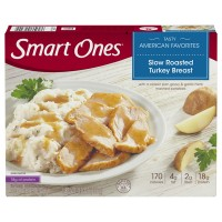 Smart Ones Tasty American Favorites Slow Roasted Turkey Breast