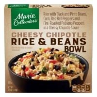 Marie Callender's Cheesy Chipotle Rice And Beans