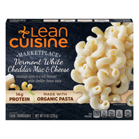 Lean Cuisine Marketplace Vermont White Cheddar Mac Cheese Organic