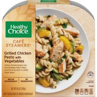 Healthy Choice Cafe Steamers Grilled Chicken Pesto with Vegetables