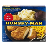 Hungry-Man Chicken Boneless Fried