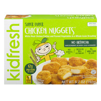 Kidfresh Chicken Nuggets Super Duper