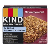 KIND Healthy Grains Granola Bar Cinnamon Oat - 5 ct