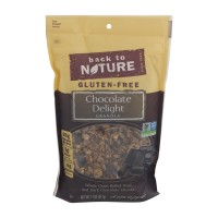 Back to Nature Granola Chocolate Delight Gluten Free
