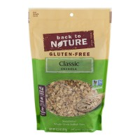 Back to Nature Granola Classic Gluten Free