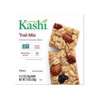 Kashi Chewy Granola Bars Trail Mix - 6 ct