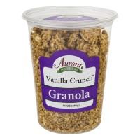 Aurora Natural Granola Vanilla Crunch