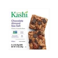 Kashi Chewy Granola Bars Chocolate Almond Sea Salt - 6 ct