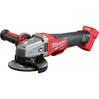 Milwaukee M18 FUEL 18-Volt Lithium-Ion Brushless Cordless 4 1/2 in to 5 in. Braking Grinder (Tool-Only)