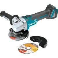 Makita 18-Volt LXT Lithium-Ion Brushless Cordless 4-1/2 in. Compact Cut-off/Angle Grinder w/ Automatic Speed Change (Tool-Only)