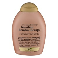 OGX Ever Straightening + Conditioner Brazilian Keratin Therapy