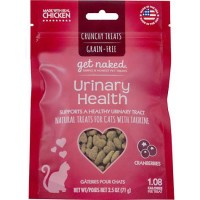 Get Naked Urinary Health Treats for Cats, 2.5 oz.