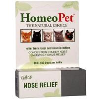 HomeoPet Feline Nose Relief, 15 mL