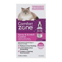 Comfort Zone Spray & Scratch Control Spray for Cat, 2 fl. oz.