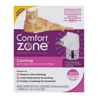 Comfort Zone Calming Diffuser Kit for Cat, 1.62 fl. oz.