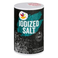 Stop & Shop Salt Iodized