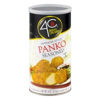 4C Bread Crumbs Seasoned Panko Japanese Style