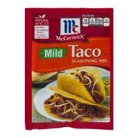 McCormick Seasoning Mix Taco Mild