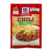 McCormick Seasoning Mix Chili Mild
