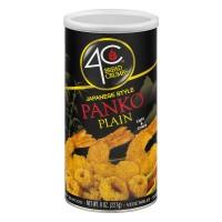 4C Bread Crumbs Plain Panko Japanese Style