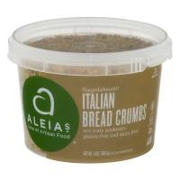 Aleia's Bread Crumbs Italian Gluten Free Dairy Free