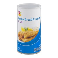 Stop & Shop Panko Bread Crumbs Plain
