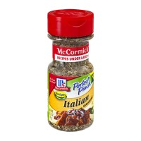 McCormick Perfect Pinch Seasoning Italian Classic Herbs No MSG