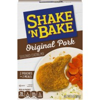 Shake 'N Bake Seasoned Coating Mix Original Pork