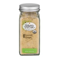 Nature's Promise Organic Ginger Ground