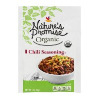 Nature's Promise Organic Chili Seasoning